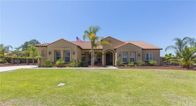 32581 Hayden Road, Menifee, CA 92584 (#SW17195216) :: Kristi Roberts Group, Inc.