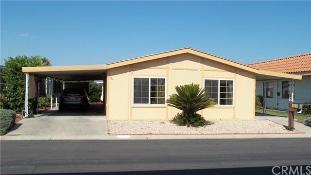 1250 N Kirby Street #87, Hemet, CA 92545 (#IV17195449) :: Impact Real Estate