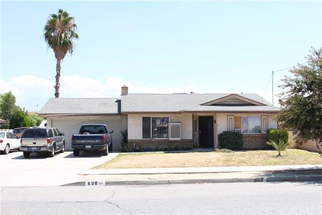 598 N Girard Street, Hemet, CA 92544 (#SW17195571) :: Impact Real Estate