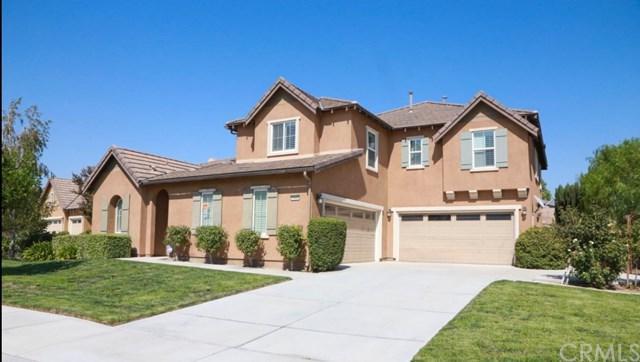 8440 Vienna Drive, Corona, CA 92880 (#PW17195818) :: Impact Real Estate