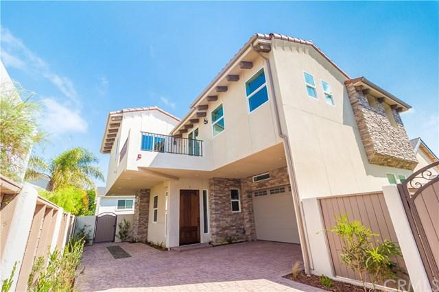 2315 Clark Lane B, Redondo Beach, CA 90278 (#SB17195499) :: Erik Berry & Associates