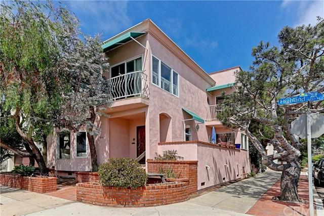 600 Highland Avenue, Manhattan Beach, CA 90266 (#SB17193432) :: Erik Berry & Associates