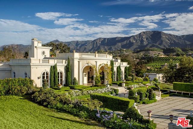 2709 Vista Oceano Lane, Summerland, CA 93067 (#17264584) :: RE/MAX Parkside Real Estate