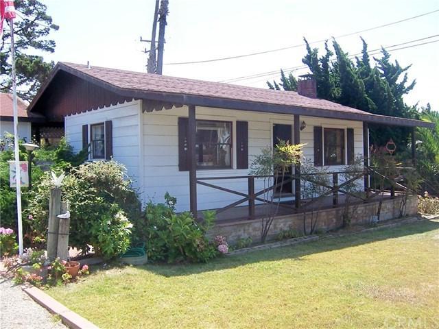 54 13th Street, Cayucos, CA 93430 (#SC17201311) :: Nest Central Coast