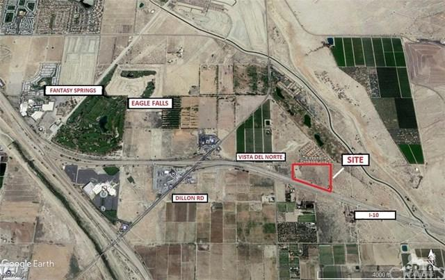 Interstate 10, Coachella, CA 92236 (#217023550DA) :: RE/MAX Empire Properties
