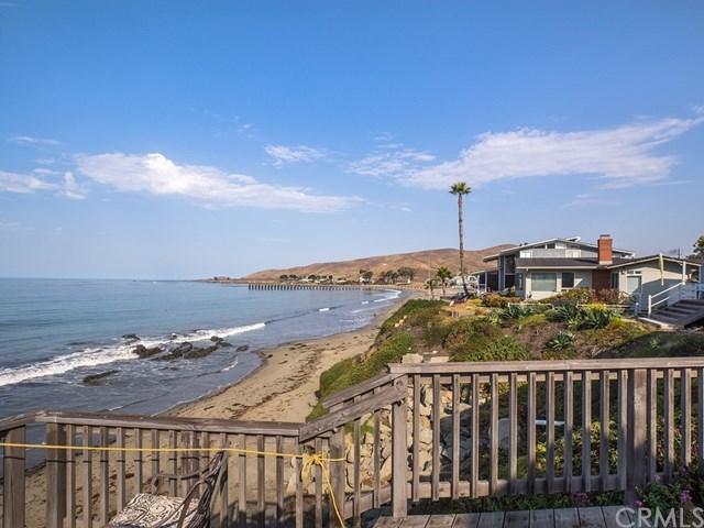 102 Pacific Avenue B, Cayucos, CA 93430 (#SC17203082) :: Nest Central Coast