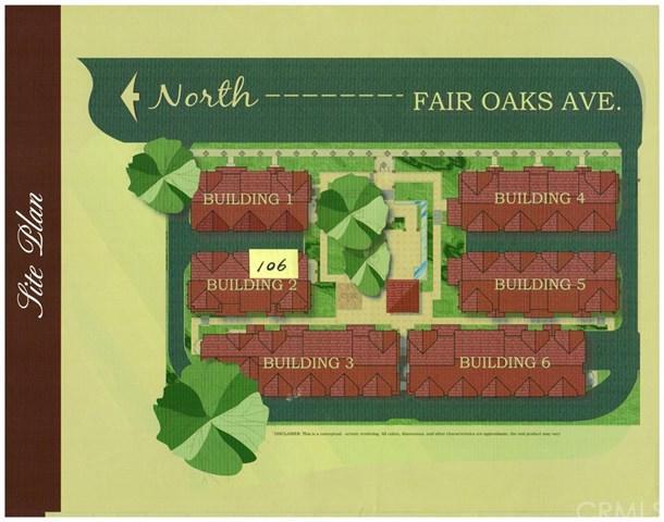 1705 N Fair Oaks Avenue #106, Pasadena, CA 91103 (#OC17203983) :: DiGonzini Real Estate Group