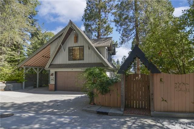 392 Primrose Circle, Lake Arrowhead, CA 92352 (#EV17205286) :: Angelique Koster