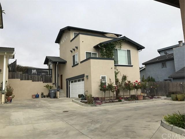 1939 Circle Drive, Cayucos, CA 93430 (#SC17206075) :: Nest Central Coast