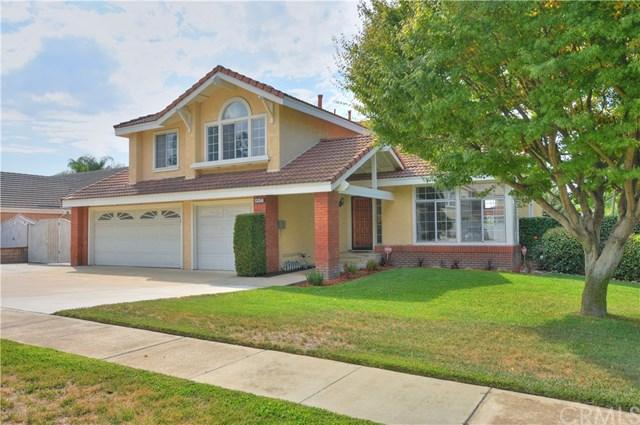 1254 Meadow Court, Upland, CA 91784 (#CV17206114) :: Fred Sed Realty