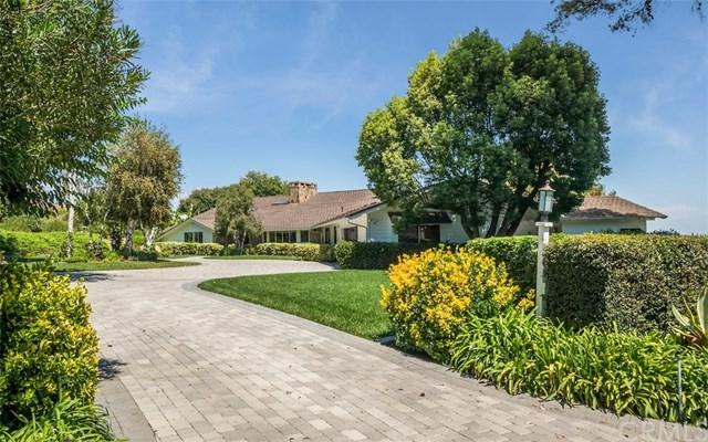 2 Open Brand Rd, Rolling Hills, CA 90274 (#PV17209924) :: Millman Team