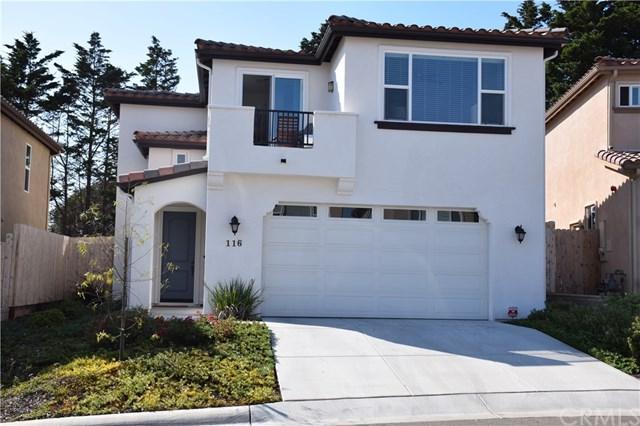 116 Village Circle, Pismo Beach, CA 93449 (#PI17211030) :: Nest Central Coast
