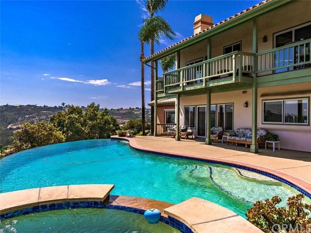 3045 Via Del Cielo, Fallbrook, CA 92028 (#SW17211283) :: Dan Marconi's Real Estate Group