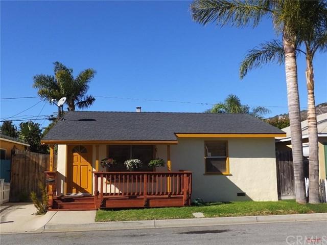 244 Wawona Avenue, Pismo Beach, CA 93449 (#SC17208235) :: Nest Central Coast