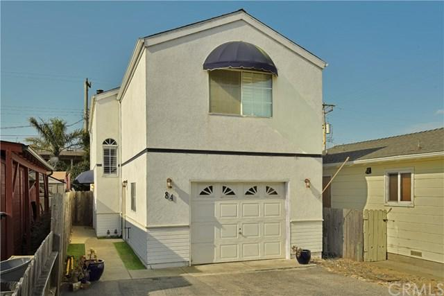 84 Saint Mary Avenue, Cayucos, CA 93430 (#SC17201976) :: Nest Central Coast