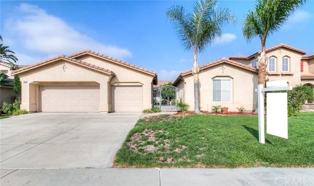 7083 Blackbird Lane, Eastvale, CA 92880 (#IG17213376) :: Provident Real Estate