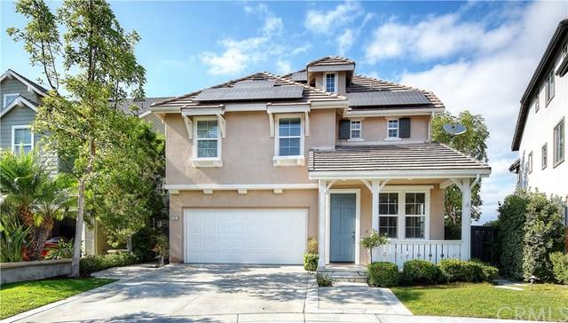 1 Bluewing Lane, Ladera Ranch, CA 92694 (#OC17213379) :: Doherty Real Estate Group
