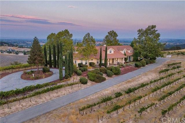 1340 Valley Quail Place, Paso Robles, CA 93446 (#NS17207058) :: Nest Central Coast