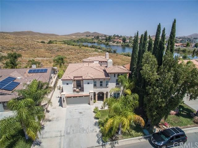 30111 Longhorn Drive, Canyon Lake, CA 92587 (#SW17216171) :: California Realty Experts