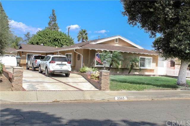 2565 Hanawalt Street, La Verne, CA 91750 (#DW17215797) :: CG Realtors