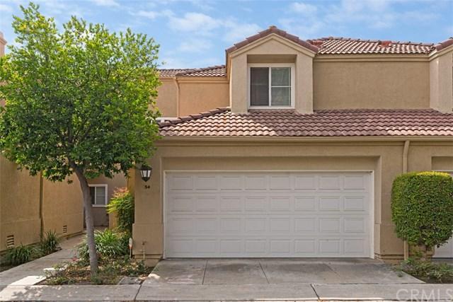 54 Donatello, Aliso Viejo, CA 92656 (#OC17216580) :: Doherty Real Estate Group