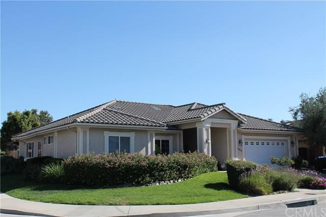 285 La Cresta Drive, Arroyo Grande, CA 93420 (#PI17217129) :: Pismo Beach Homes Team