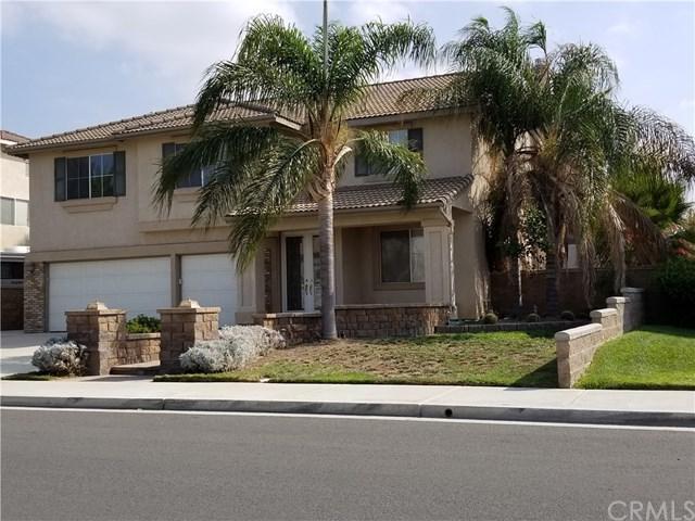 12705 Dandelion Street, Eastvale, CA 92880 (#IG17217249) :: The DeBonis Team