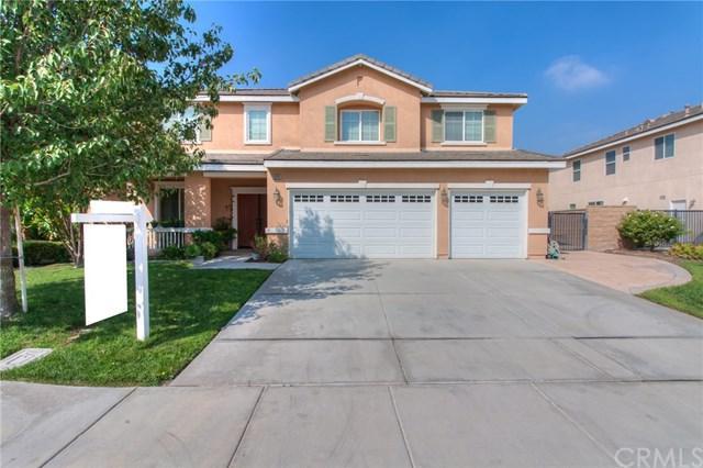 6099 Cedar Creek Road, Eastvale, CA 92880 (#IG17217403) :: The DeBonis Team