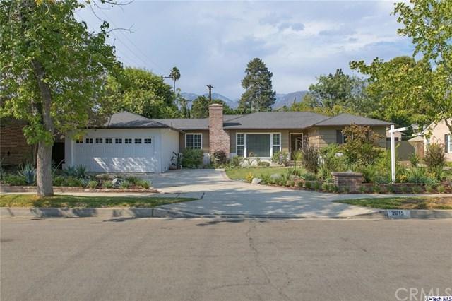 2815 Thorndike Road, Pasadena, CA 91107 (#317006353) :: Mainstreet Realtors®