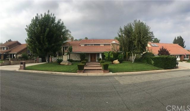 9582 Sunflower Street, Rancho Cucamonga, CA 91737 (#CV17217865) :: Angelique Koster