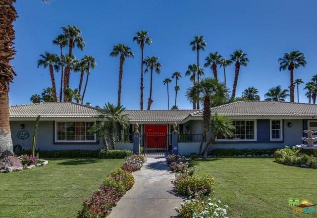 1500 S Calle Palo Fierro, Palm Springs, CA 92264 (#17271974PS) :: Angelique Koster