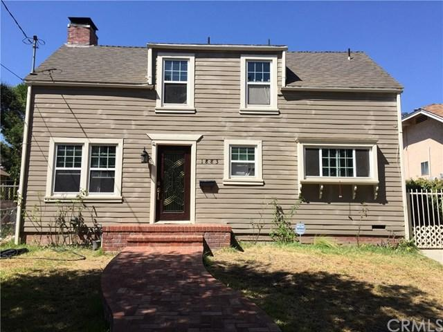 1883 N Marengo Avenue, Pasadena, CA 91103 (#PW17218054) :: Mainstreet Realtors®