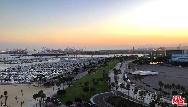 850 E Ocean #1604, Long Beach, CA 90802 (#17272726) :: Kato Group