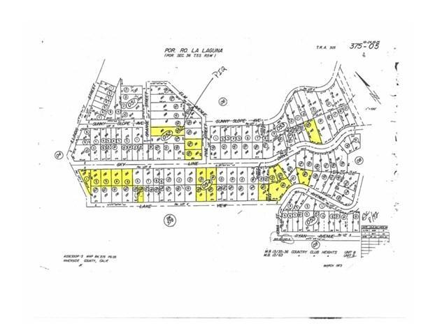 0 Orange Street, Lake Elsinore, CA 06510 (#IG17218490) :: Provident Real Estate