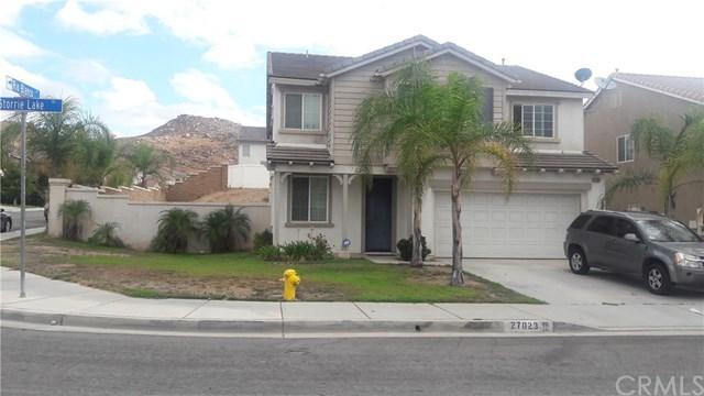 27023 Storrie Lake Drive, Moreno Valley, CA 92555 (#IV17218777) :: The DeBonis Team
