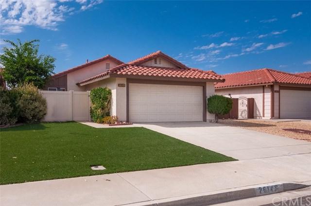 26149 Sunnywood Street, Menifee, CA 92586 (#SW17219012) :: California Realty Experts