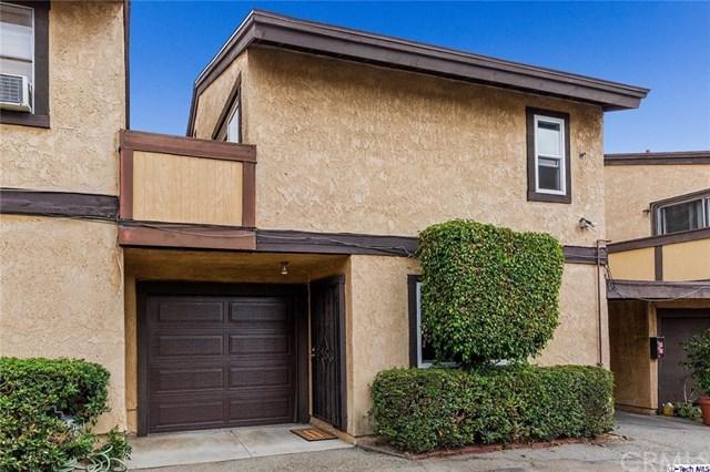 424 N Wilson Avenue #3, Pasadena, CA 91106 (#317006483) :: Mainstreet Realtors®