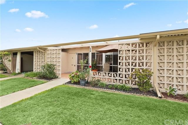 13720 St Andrews Drive 44H, Seal Beach, CA 90740 (#PW17218277) :: Kato Group