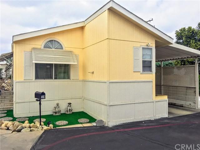 8389 Baker Avenue #14, Rancho Cucamonga, CA 91730 (#CV17218226) :: CG Realtors