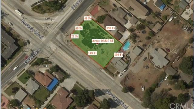 10201 Beverly Boulevard, Whittier, CA 90601 (#MB17219314) :: CG Realtors