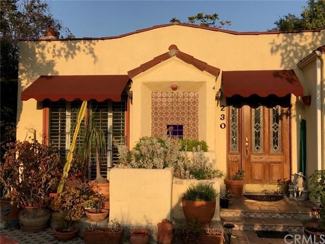 230 S Craig Avenue, Pasadena, CA 91107 (#DW17219731) :: Mainstreet Realtors®