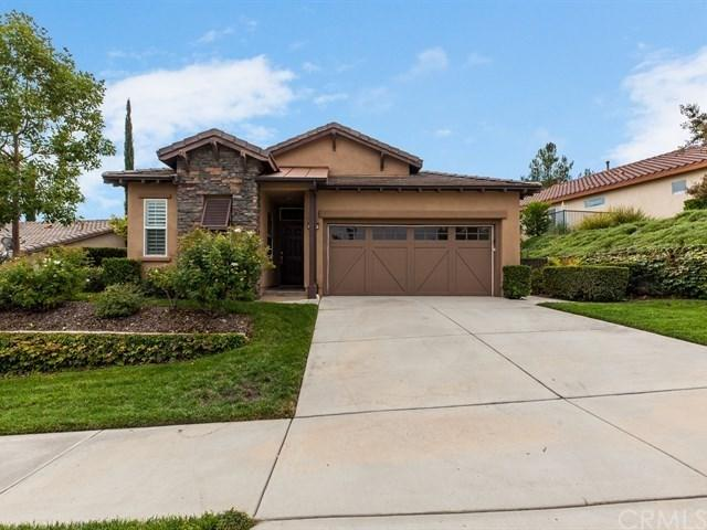 23939 Steelhead Drive, Corona, CA 92883 (#IG17220016) :: The DeBonis Team