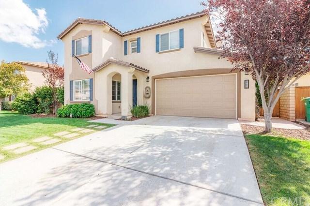 28649 Sunridge Court, Menifee, CA 92584 (#SW17220019) :: California Realty Experts