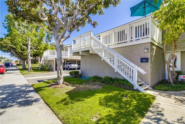 8432 Benjamin Drive, Huntington Beach, CA 92647 (#OC17220024) :: Kato Group