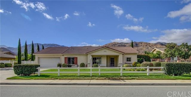 1536 Charles Street, Banning, CA 92220 (#SW17220090) :: Realty Vault