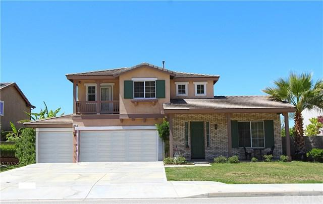 7002 Pleasant View Lane, Highland, CA 92346 (#EV17194872) :: CG Realtors