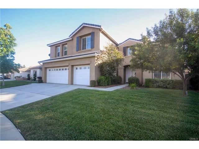 1580 E Chase Drive, Corona, CA 92881 (#IG17220390) :: The DeBonis Team