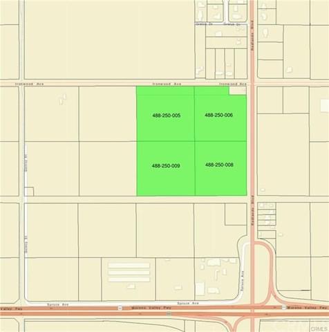 12181 Redlands Blvd, Moreno Valley, CA 92555 (#AR17220397) :: The DeBonis Team