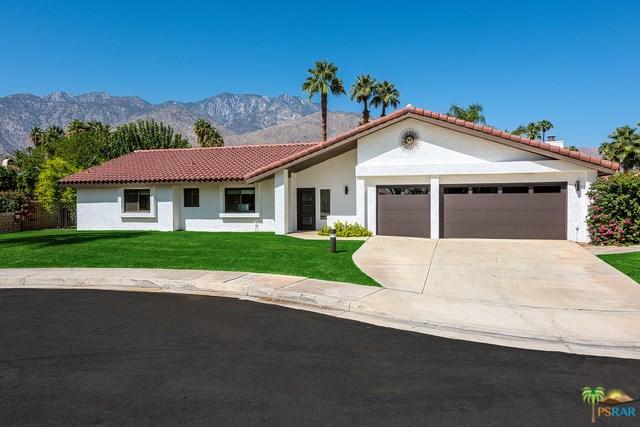 1587 S San Joaquin Drive, Palm Springs, CA 92264 (#17273564PS) :: The DeBonis Team