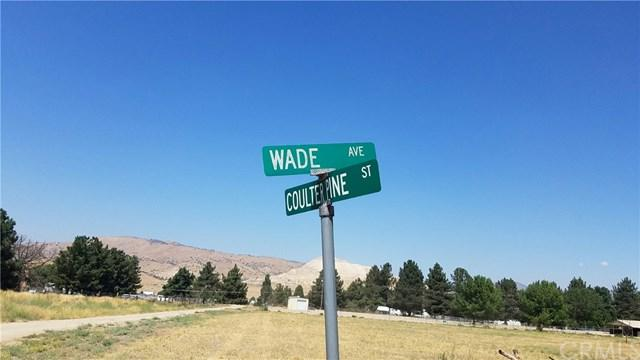 0 Coulter Pine Street, Tehachapi, CA 93561 (#MB17220595) :: The DeBonis Team